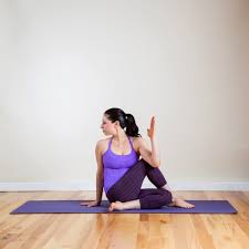 Yoga Poses You Can Do At Your Desk Best Yoga Poses For Office Workers Popsugar Fitness