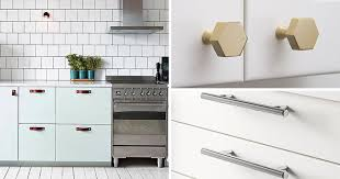 how to choose hardware for kitchen cabinets modern kitchen cabinet handles 8 hardware ideas for your home