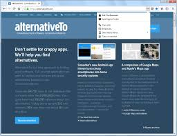 Google Maps Alternative Mozilla Firefox Alternatives And Similar Software Alternativeto Net