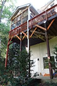 Screen Porch Roof Rhino Gutter Guard Performance And Maintenance