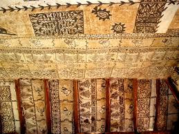 a note of friendship tongan tapa cloth