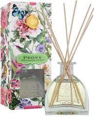 michel design works home fragrance michel design works peony aroma diffuser with refill 230 ml