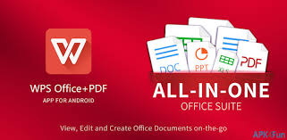 android office wps office apk 10 9 free productivity app for android apk4fun