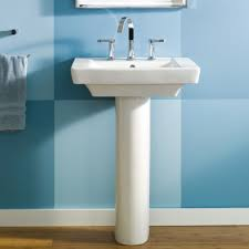 american standard standard collection pedestal sink the fixture gallery american standard boulevard 24 inch pedestal sink