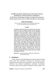 cara membuat imb semarang pembelajaran perkalian pecahan biasa pdf download available
