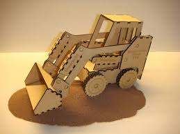 Wooden Toy Garage Plans Free by Wooden Gingerbread House Cnc Woodworking Toy Plans Small
