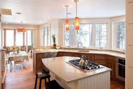 open kitchen plans with island open kitchen plans dining room contemporary with open plan