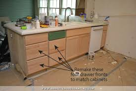 Adding Kitchen Cabinets My Cabinet Drawer And Gold Leafing Design Decision