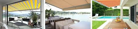 Sunbrella Retractable Awning Prices Average Price Of Retractable Awnings Coastal Living Magazine Show