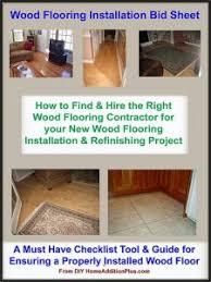 subfloor moisture testing hardwood floor installation laminate