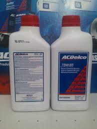 2 litros óleo cambio transmissão manual montana 2004 2011 r 199