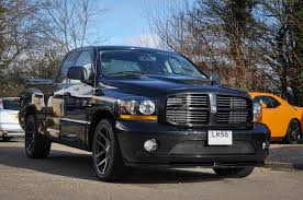 2006 56 dodge ram srt10 nightrunner quad cab u2013 24 000 miles