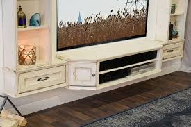 creative cottage style entertainment centers beautiful home design