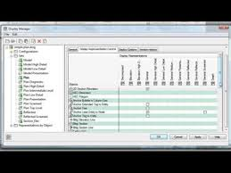 autocad architektur tips for display in autocad architecture
