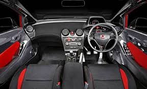 2017 2018 honda civic type r interior new dashboard