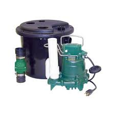 Basement Water Pump by Zoeller 105 0001 Laundry Pump Package Including M53 Sump Pump