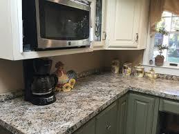 my tiny kitchen transformation used giani granite countertop