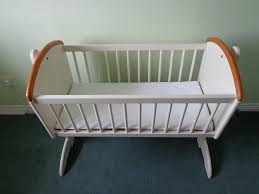 Baby Crib Toys R Us by Toys R Us Cream Swinging Crib With Mattress Collect Newport