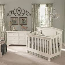 Baby Crib And Dresser Combo by