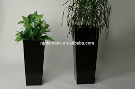 furniture huge planter fiberglass planters tall fiberglass