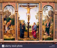 crucifixion jesus painting stock photos u0026 crucifixion jesus