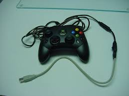 xbox controler via usb 5 steps