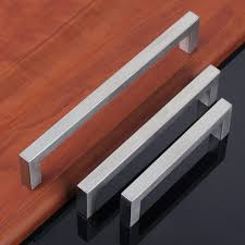 Stainless Steel Kitchen Cabinet Handles Kitchen Impressive The New Contemporary Door Handles Residence