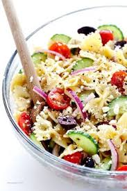 easy cold pasta salad this is literally one of the most delicious cold pasta salad recipes