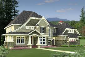 4 bedroom shingle style stunner 14589rk architectural designs