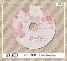cd dvd labels template christmas gift vol 15 by rakusiadesigns