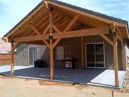 Detached Covered Patio Detached Wood Patio Covers Home Design Ideas