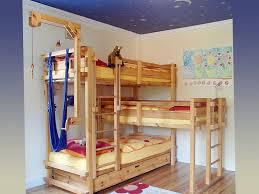 3 Way Bunk Bed Kid Bunk Beds Ikea Home Design Ideas