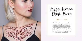 diy temporary tattoo art book by k l cao official publisher