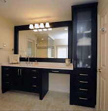 Bathroom Vanity With Makeup Area by Bathroom Vanity With Sit Down Area Vanity Decoration