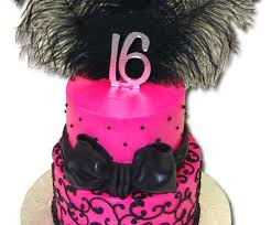 sweet 16 birthday cakes