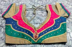 blouse designs images 13 blouse designs with patch work