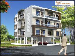 3d apartment design ghar exterior design lovely 3d design of house exterior gharexpert