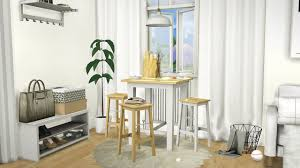 Chambre Adulte Ikea by Lana Cc Finds Ikea Bar Set By Mxims Ts4 Room Sets Kitchen