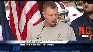 virginia football cavaliers busy looking for future quarterbacks