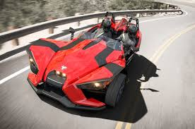 lexus trike uk polaris slingshot tricycle revealed with 171bhp autocar