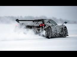 tesla model 3 snow testing in new zealand