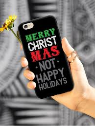 it s merry not happy holidays inspiredcases