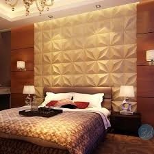 Bed Back Wall Design Soft Back Leather Panel