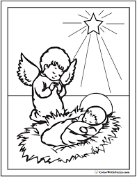 christmas coloring pages in pdf 151 christmas coloring pictures