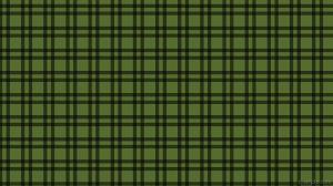 Gingham Vs Plaid Vs Tartan Wallpaper Green Black Dual Striped Gingham 556b2f 000000 270