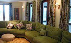 Fabric Sectional Sofas With Chaise Sofa Likable Olive Green Fabric Sectional Sofa With Chaise And