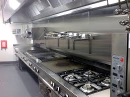 Commercial Kitchen Island Hotel Kitchen Design High End Kitchen Design Citizen Hotel London