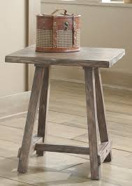buy ashley furniture t500 502 rustic accents chair side end table