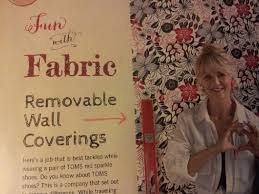 Temporary Wall Ideas by Fabric Wall Covering Ideas Temporary Wall Treatment Brave U0027n