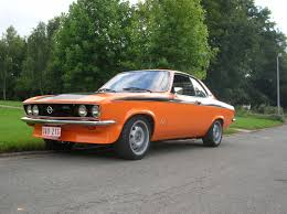 1973 opel manta funky fish funk up your sound
